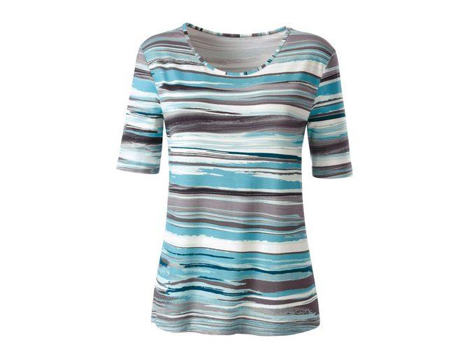 Verkauf Günstig Online Günstig Kaufen Billig Collection L. Shirt in geringelter Optik Billig Verkauf Verkaufskosten yt4clldviv