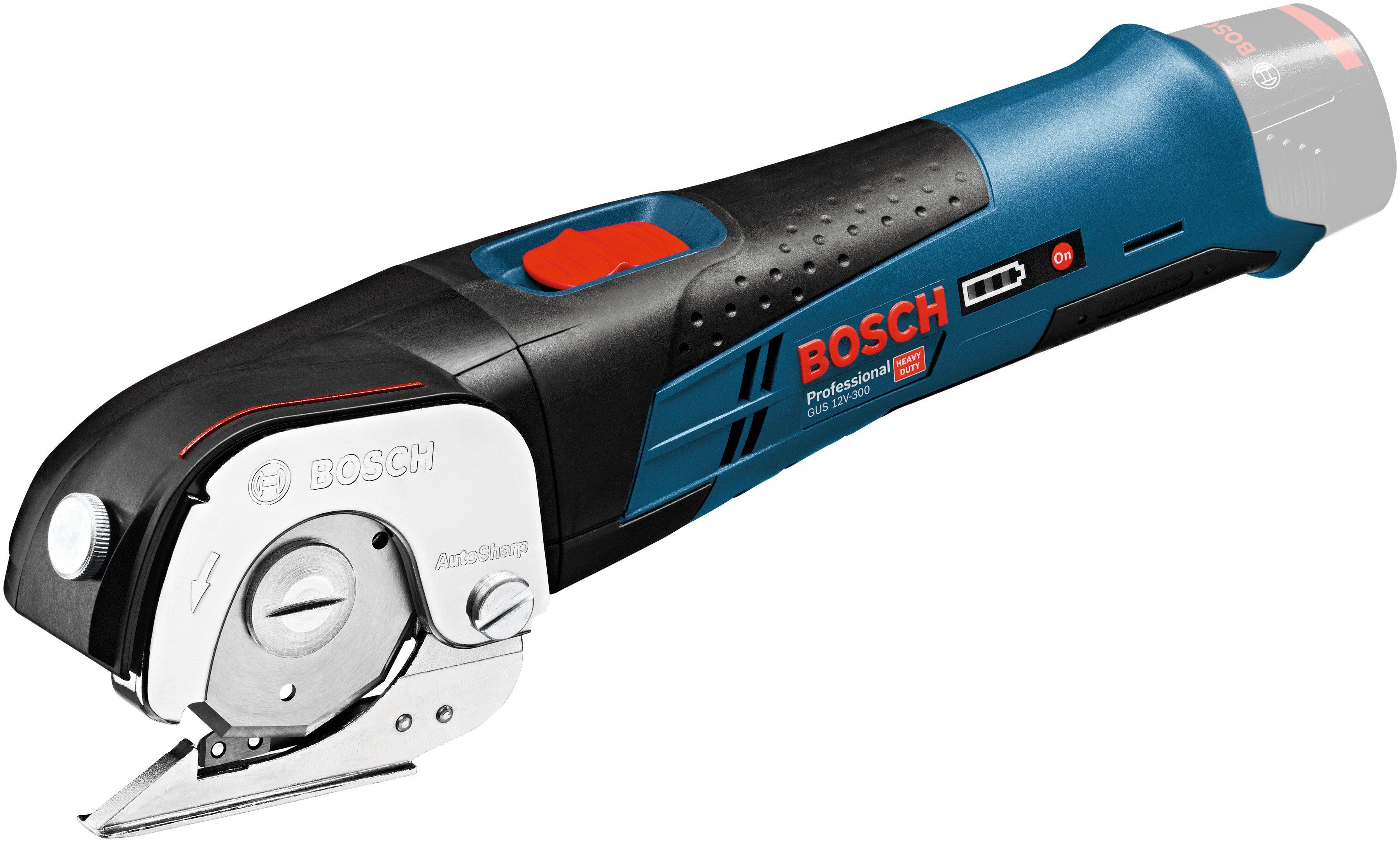 BOSCH PROFESSIONAL Universalschere »GUS 12V-300 V-LI solo«