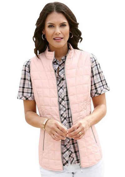 designer fashion e5a21 452b9 Rosa Weste online kaufen » Weste in pink | OTTO