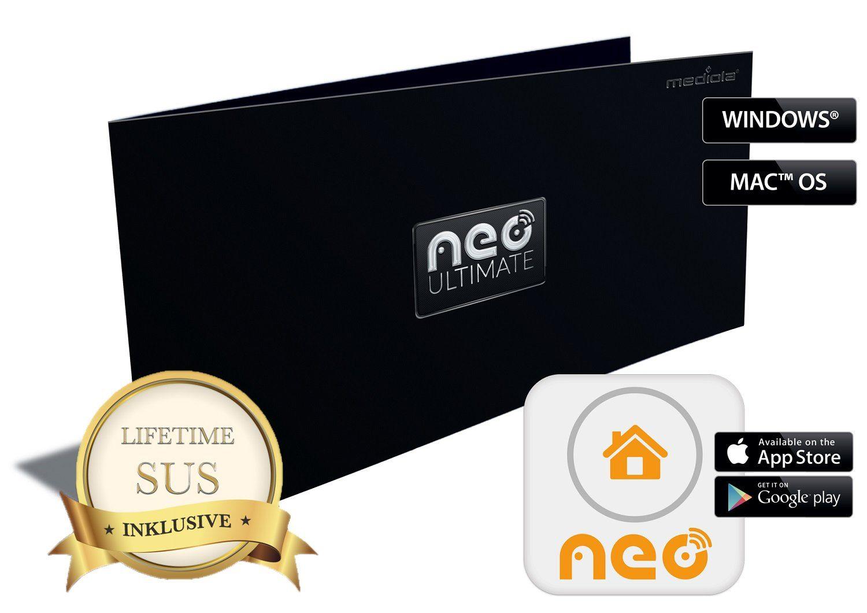 Mediola Smart Home - Steuerung & Komfort »AIO CREATOR NEO ULTIMATE«