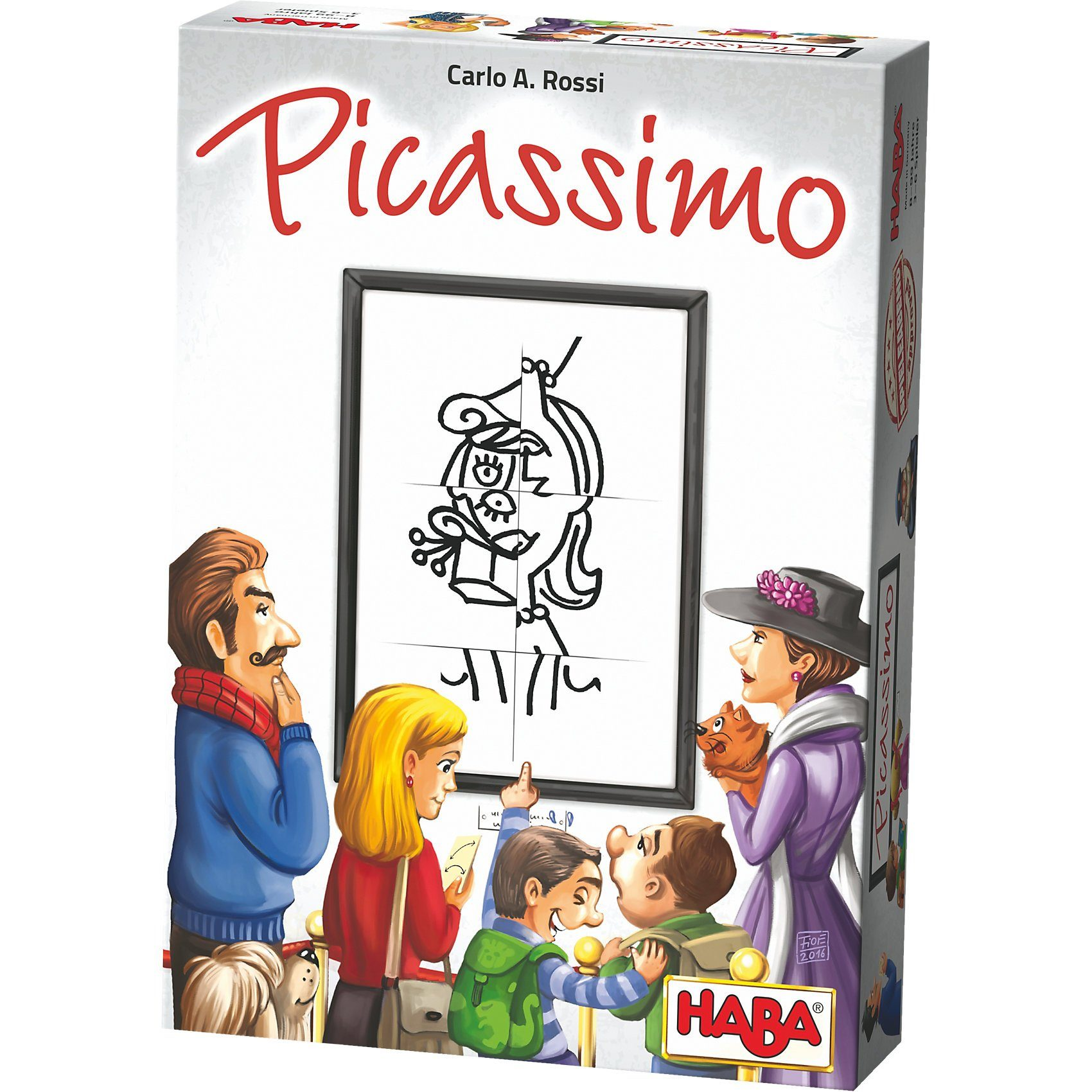 Haba Picassimo