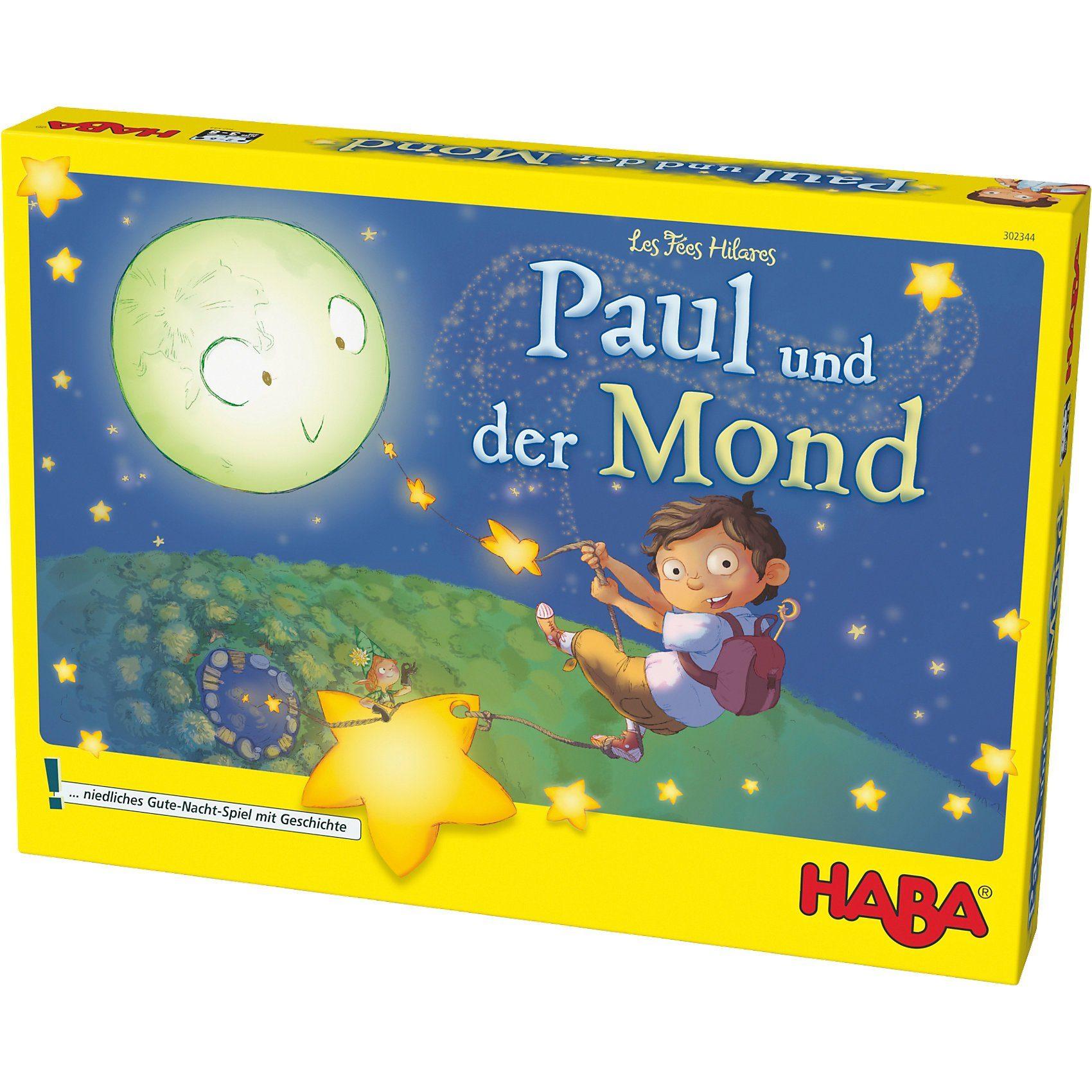 Haba Paul und der Mond