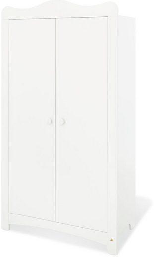 Pinolino® Kleiderschrank »Florentina« 2-türig