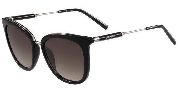 Calvin Klein Damen Sonnenbrille » CK3201S«, schwarz, 001 - schwarz