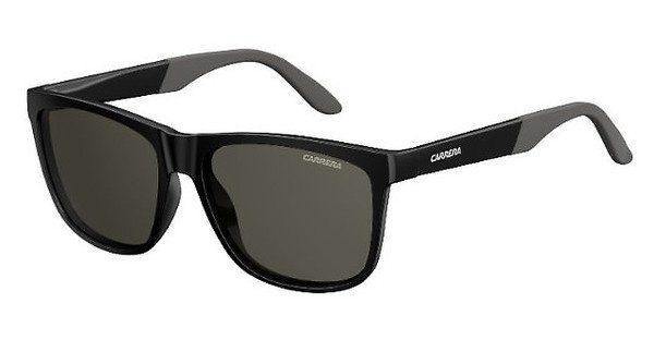 Carrera Eyewear Herren Sonnenbrille » CARRERA 8022/S«, schwarz, DL5/NR - schwarz