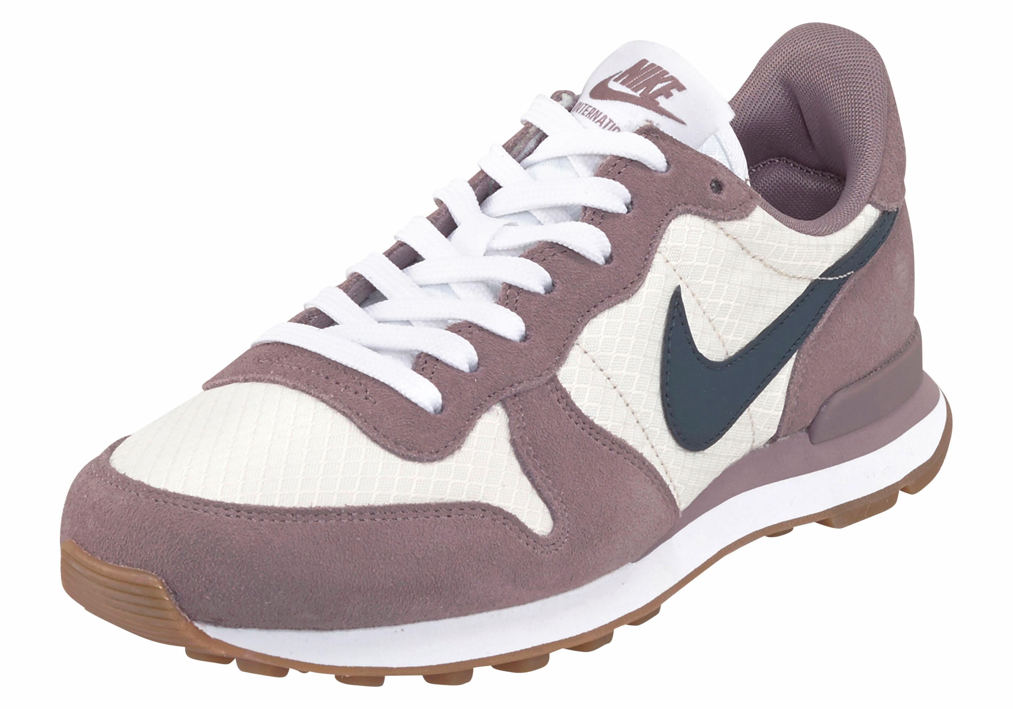 Nike Sportswear Wmns Internationalist Sneaker  mauve-creme