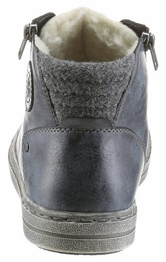 Rieker Schnürboots, In The Fashionable Used Look