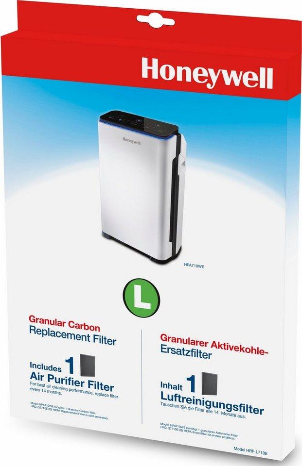Honeywell Aktivkohlefilter HRF-L710E, Zubehör für HPA710 WE Premium Luftreiniger