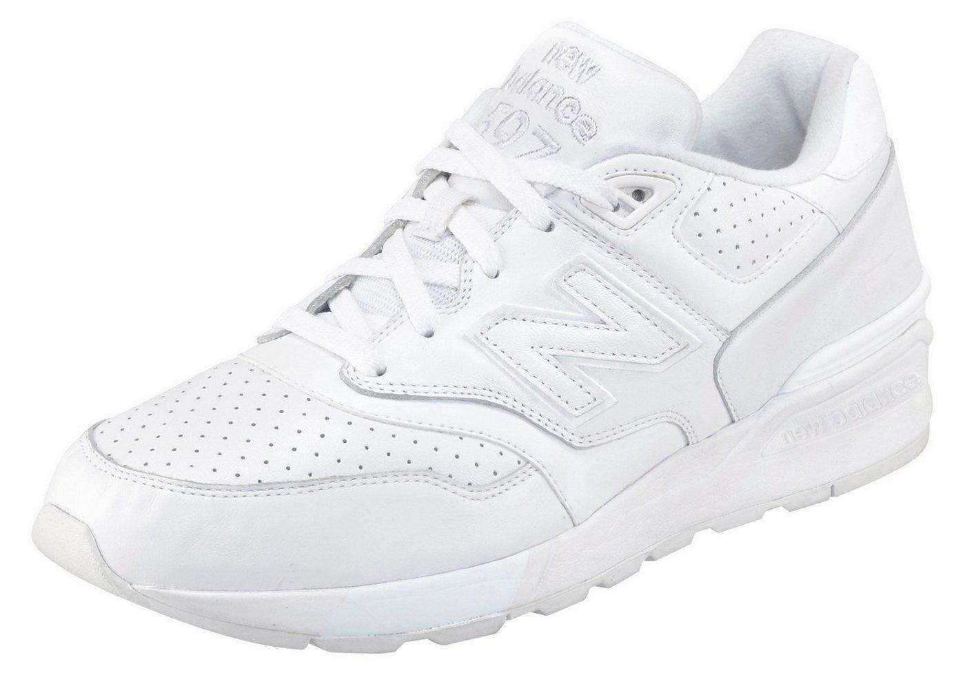New Balance »ML597 Leather« Sneaker Sale Angebote Gastrose-Kerkwitz