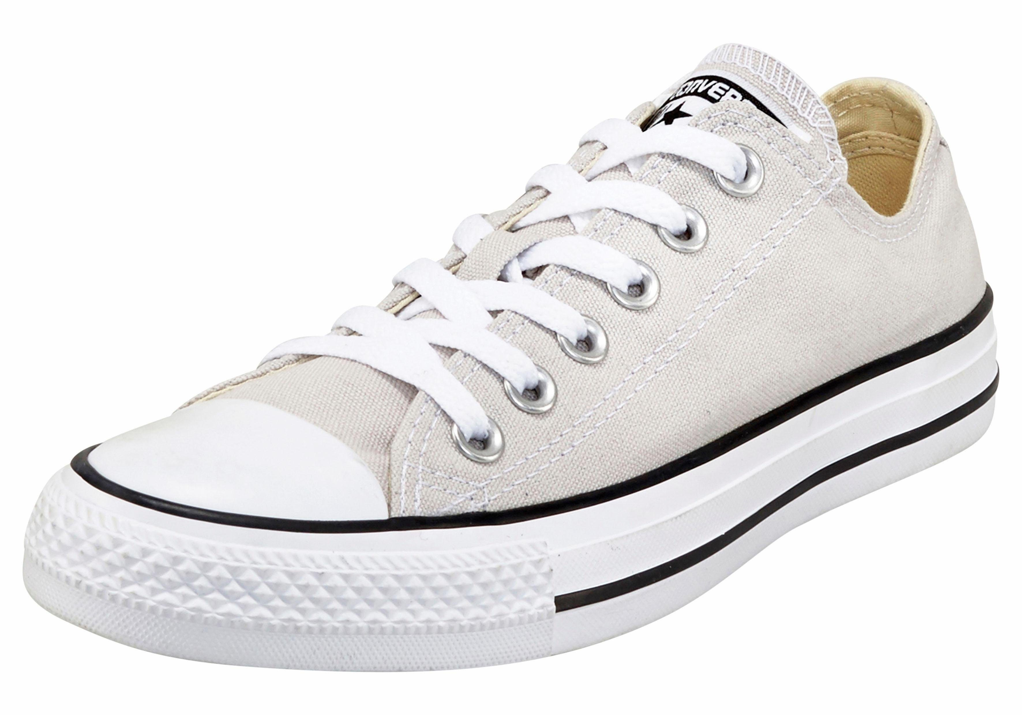 Converse Chuck Taylor All Star Ox Sneaker, Seasonal Unisex online kaufen  hellgrau