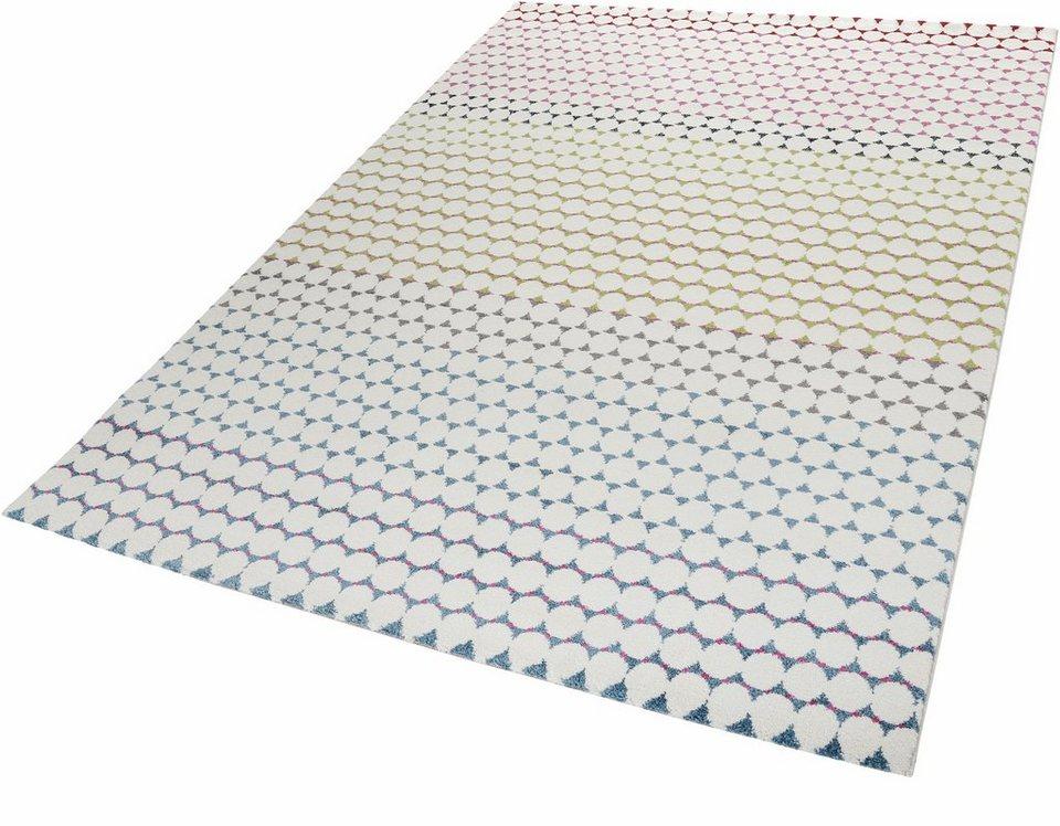 Teppich Happy Esprit Rechteckig Hohe 13 Mm Maschinell
