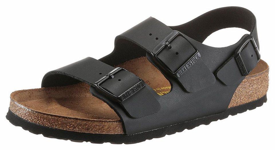 e20ed7d01bfa65 Birkenstock »MILANO« Sandale mit verstellbaren Schnallen online ...