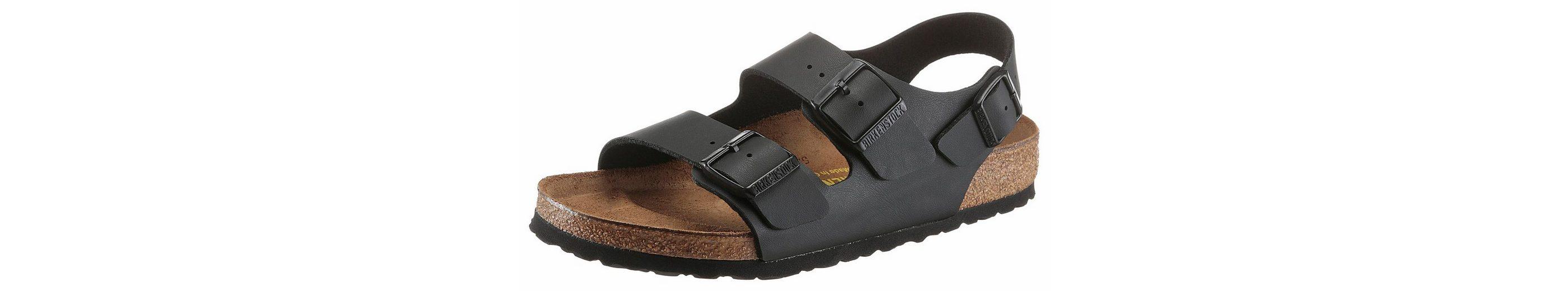 Birkenstock MILANO Sandale, mit verstellbaren Schnallen