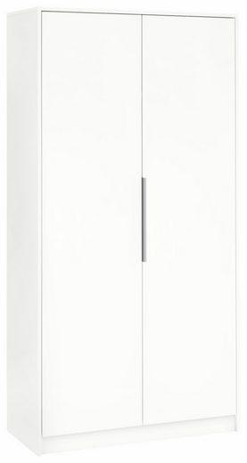 borchardt Möbel Garderobenschrank »Oliva« mit Metallgriffen