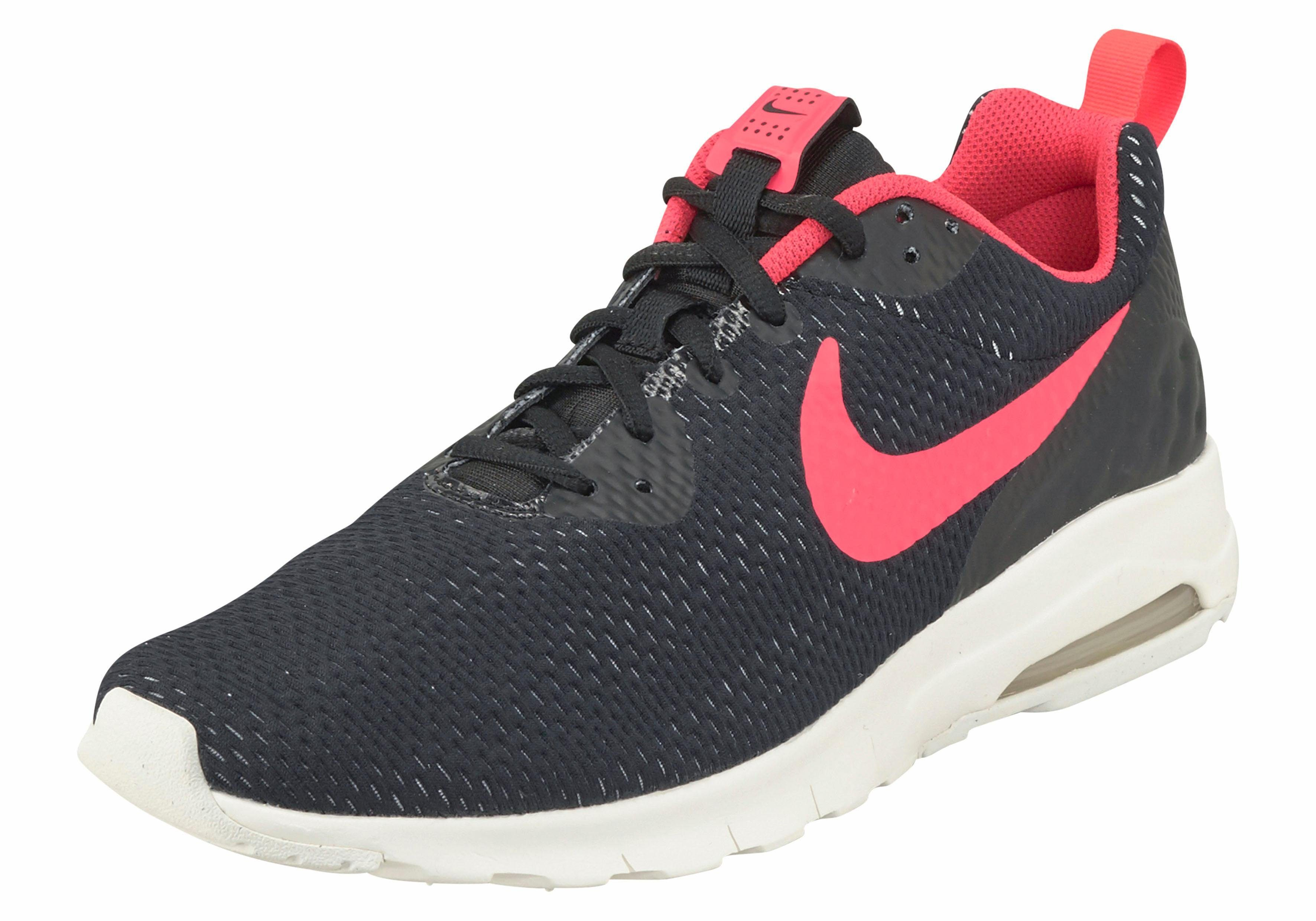 Nike Sportswear Air Max Motion LW SE Sneaker  schwarz-rot