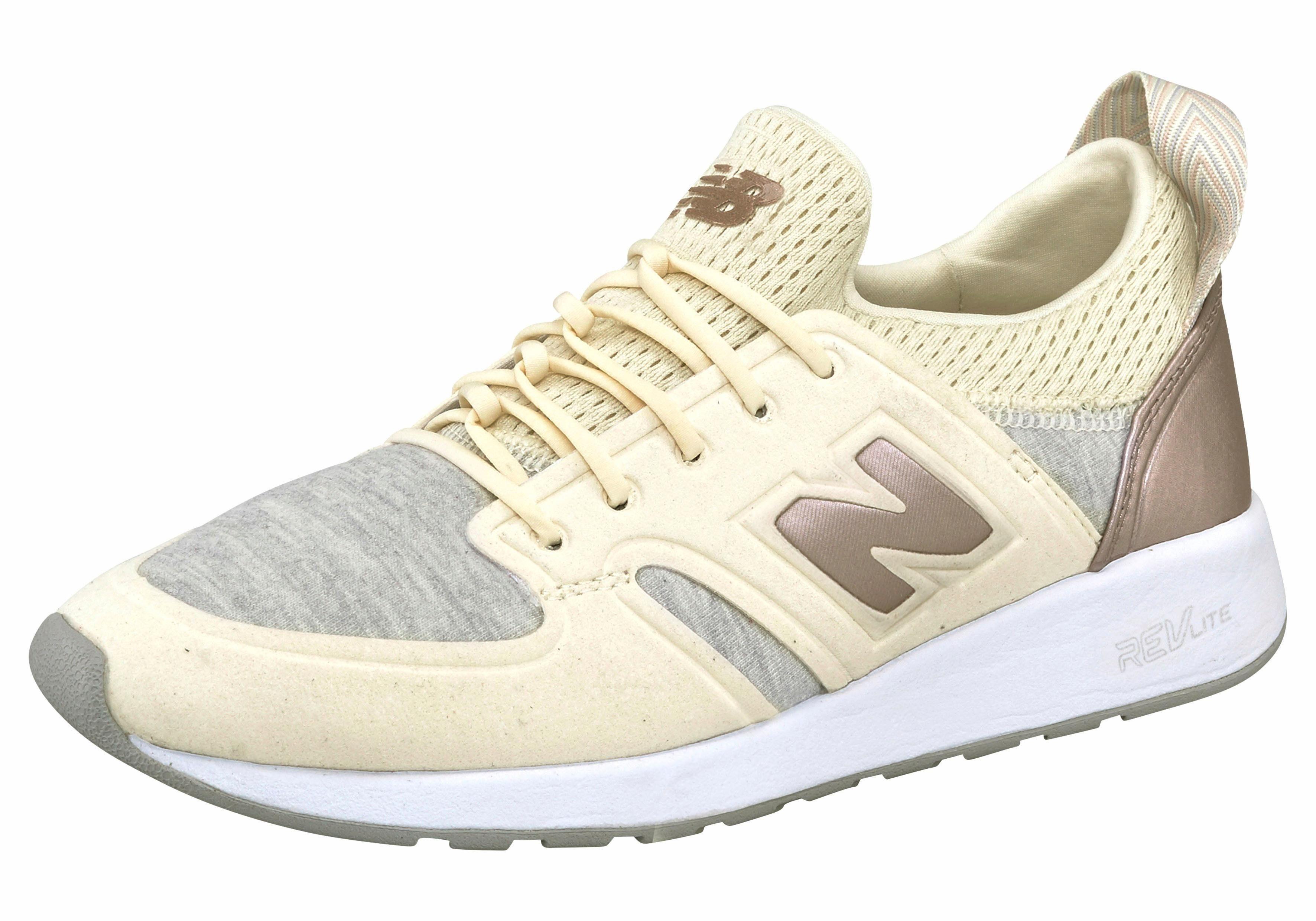 New Balance WRL 420 Sneaker online kaufen  creme-roségoldfarben
