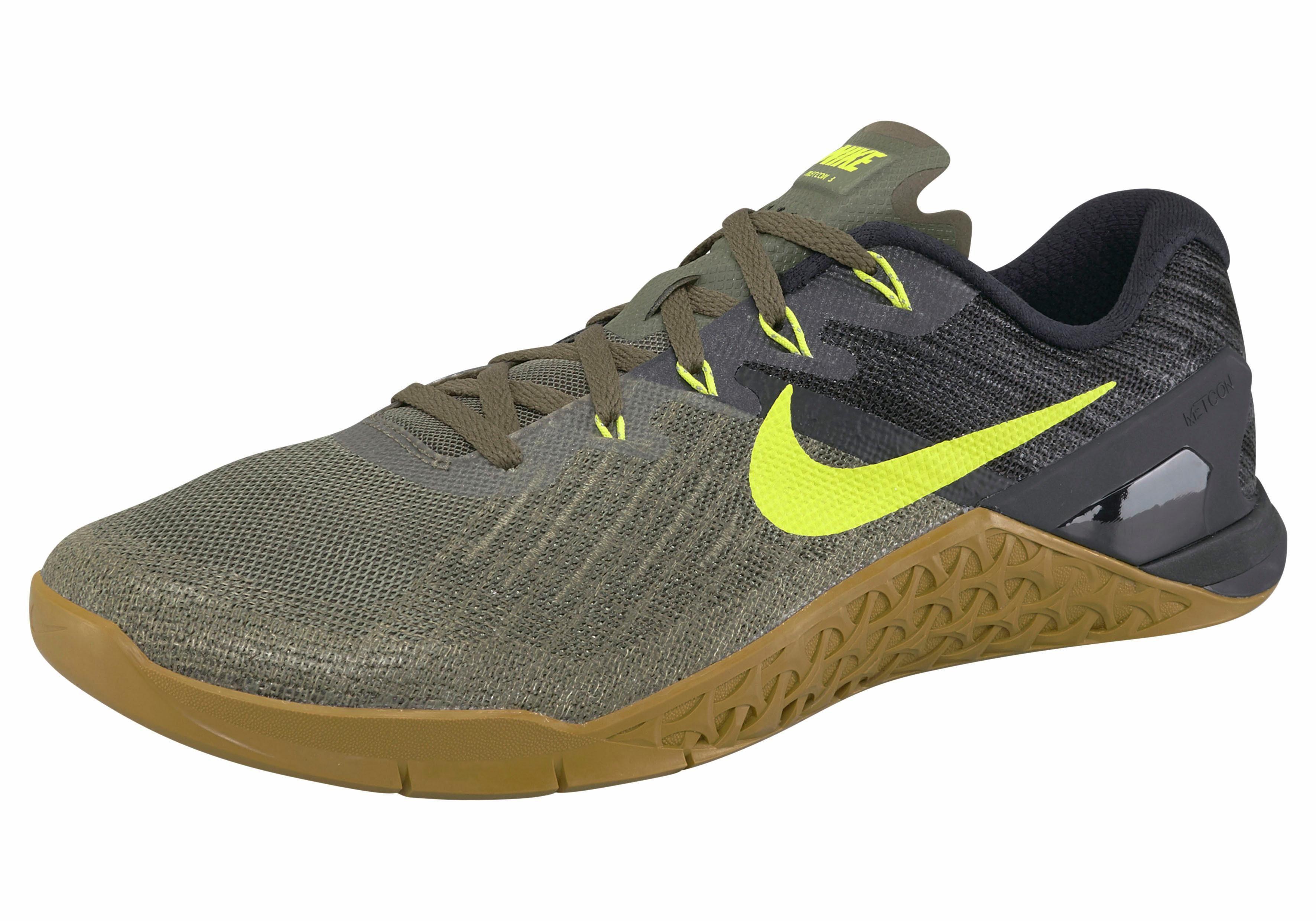 Nike Sportswear Metcon 3 Trainingsschuh kaufen  khaki-schwarz