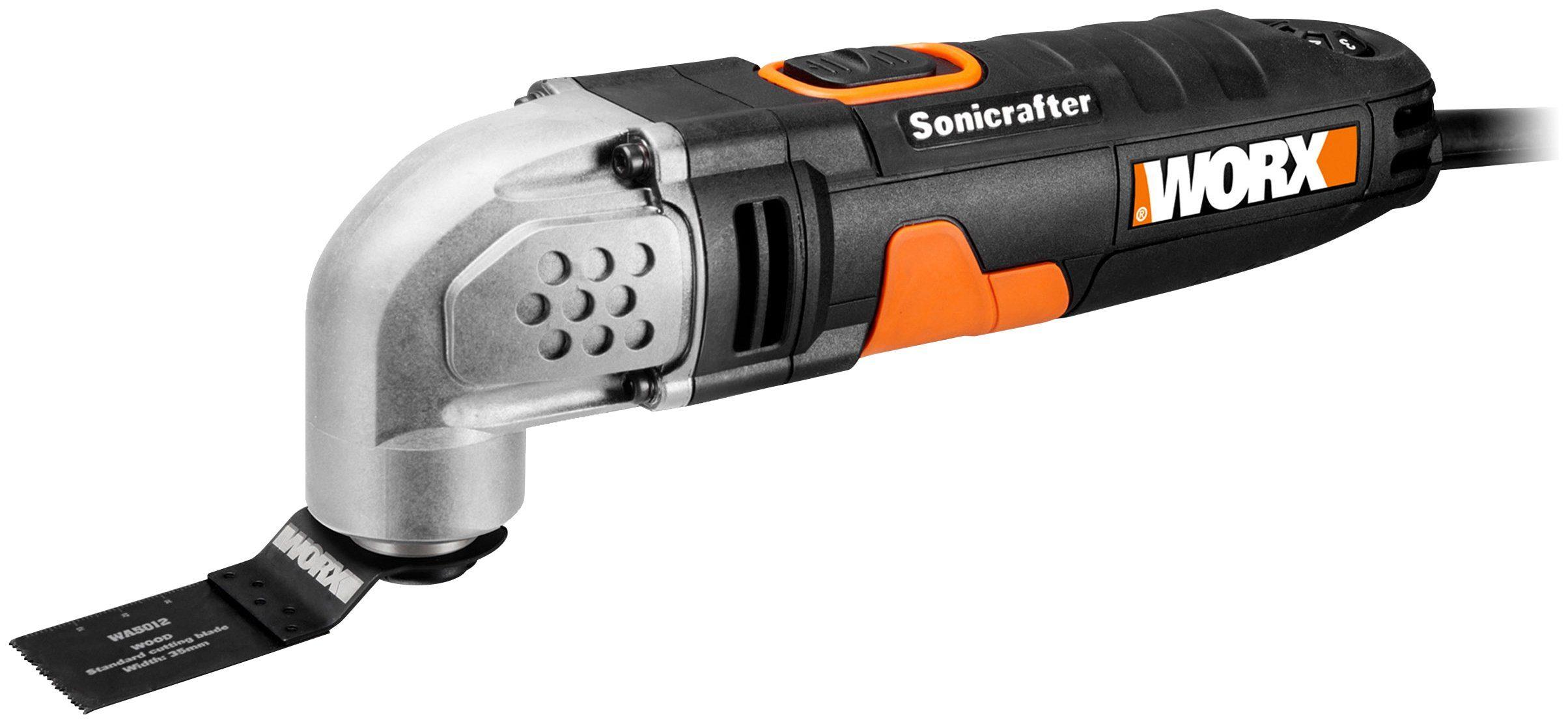 WORX Multifunktionswerkzeug »Sonicrafter WX667«, 230 W