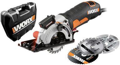 WORX Handkreissäge »WORXSAW WX426«, 400 W