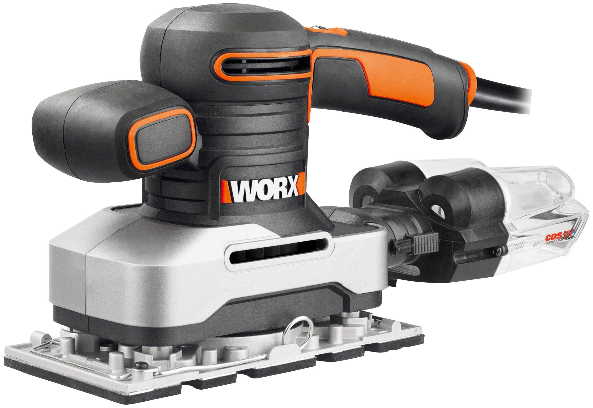 WORX Schwingschleifer »WX642.1«, 270 W
