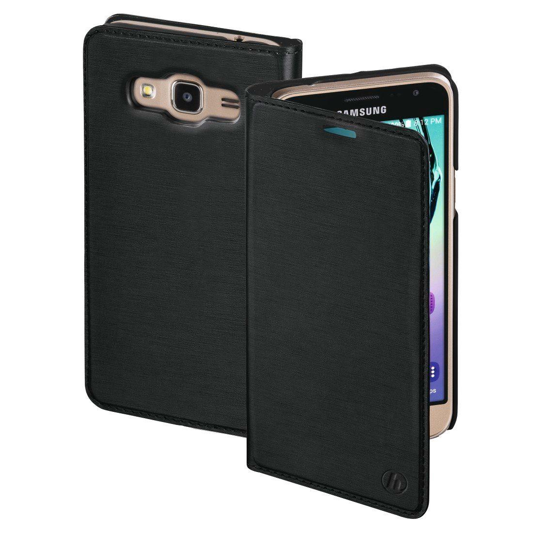 Hama Booklet Slim für Samsung Galaxy J3 (2016), Schwarz