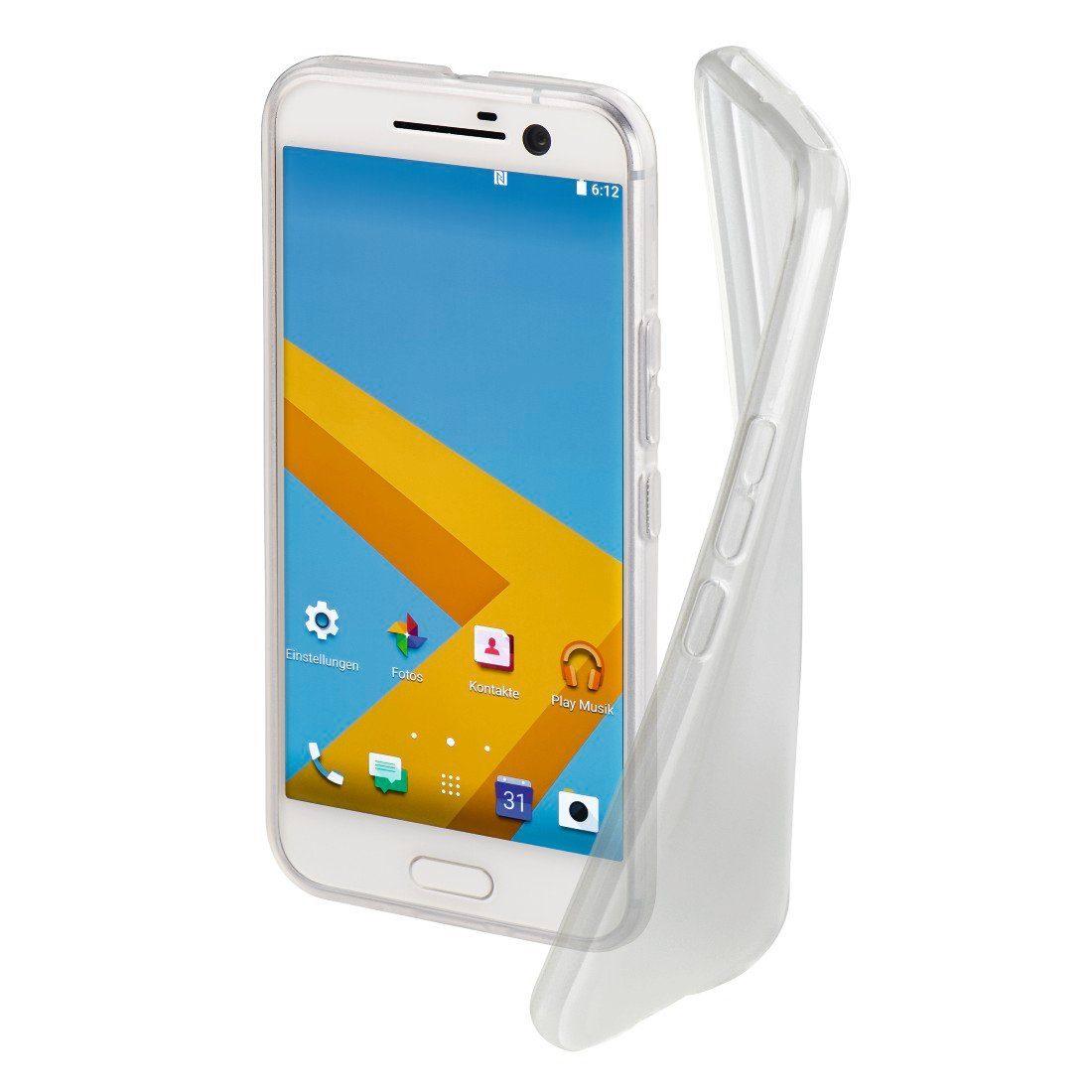 Hama Cover Crystal für HTC 10, Transparent