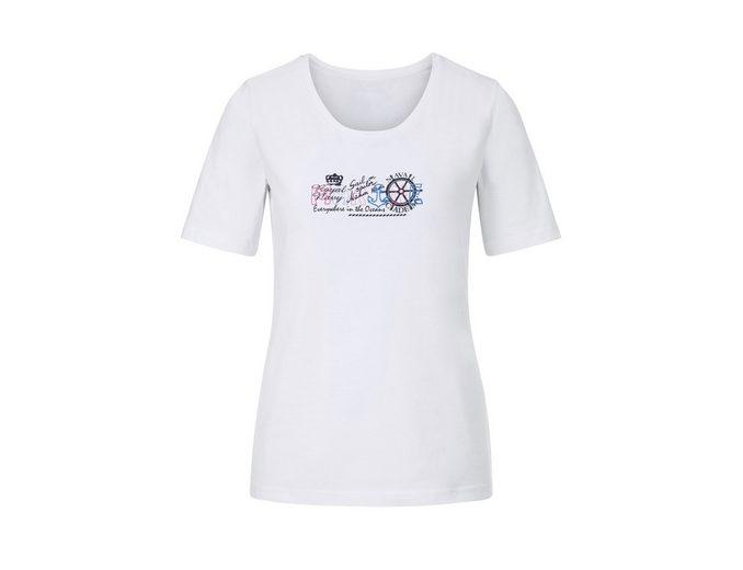 Eastbay Günstigen Preis Collection L. Shirt aus reiner Baumwolle Abschlagen Günstig Kaufen 100% Original Spielraum Billig Freies Verschiffen Auslass RL0QsdMGqx