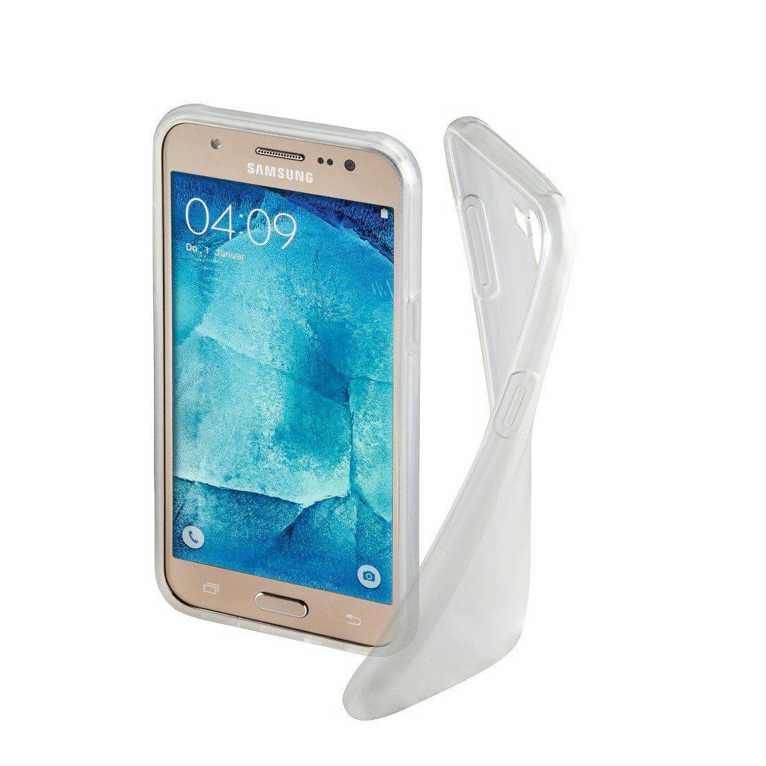 Hama Cover Crystal für Samsung Galaxy J5, Transparent