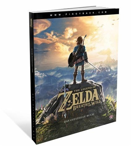 Broschiertes Buch »The Legend of Zelda - Breath of the Wild...«