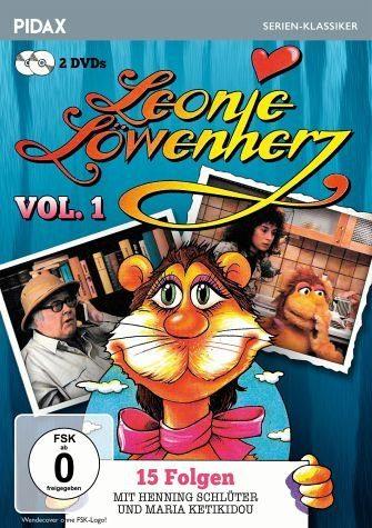 DVD »Leonie Löwenherz, Vol. 1 (2 Discs)«