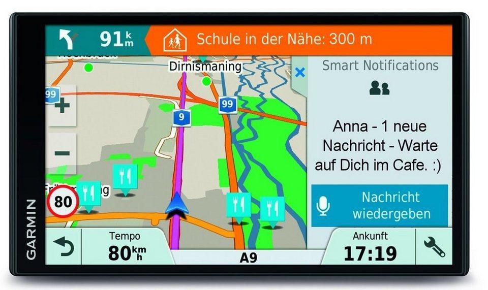 garmin navigationsger t drive smart 61 lmt s eu otto. Black Bedroom Furniture Sets. Home Design Ideas