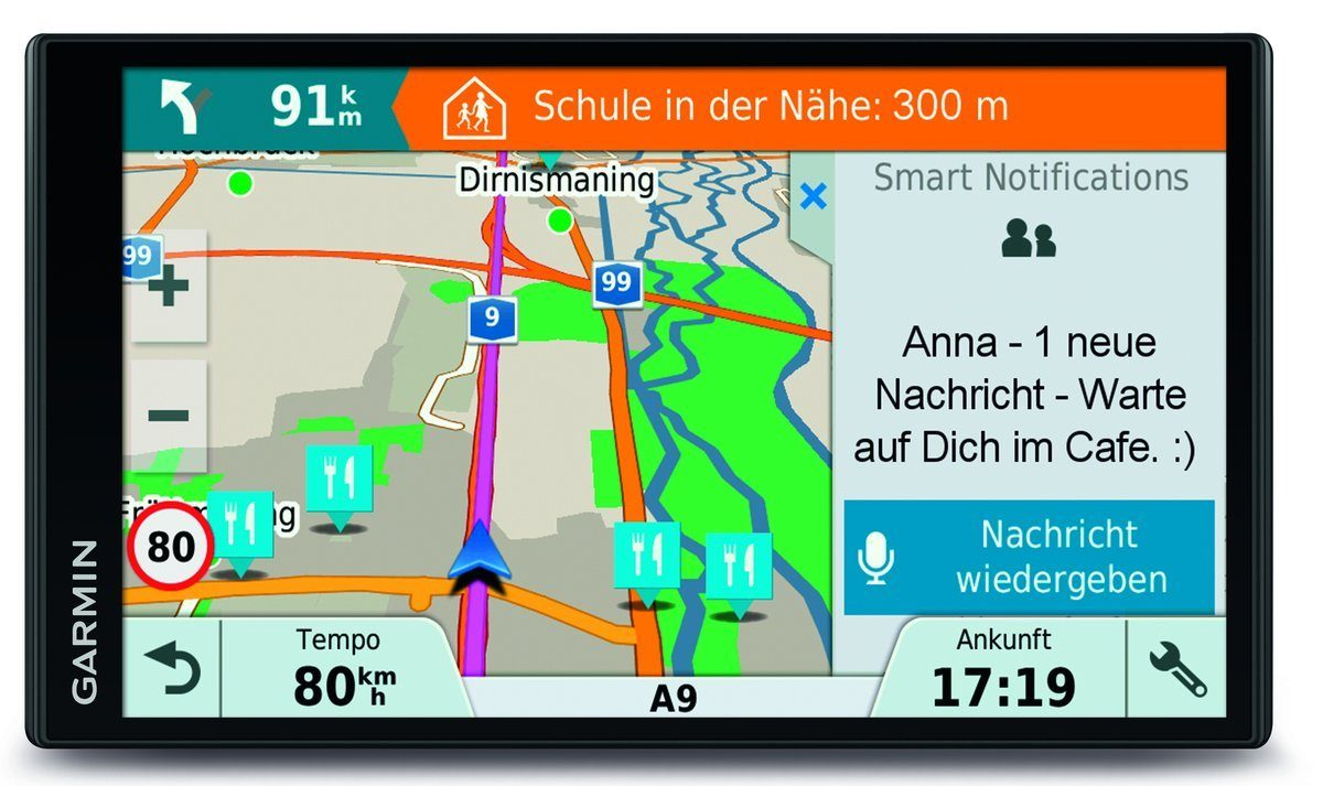 Garmin Navigationsgerät »DRIVE Smart 61 LMT-S EU«