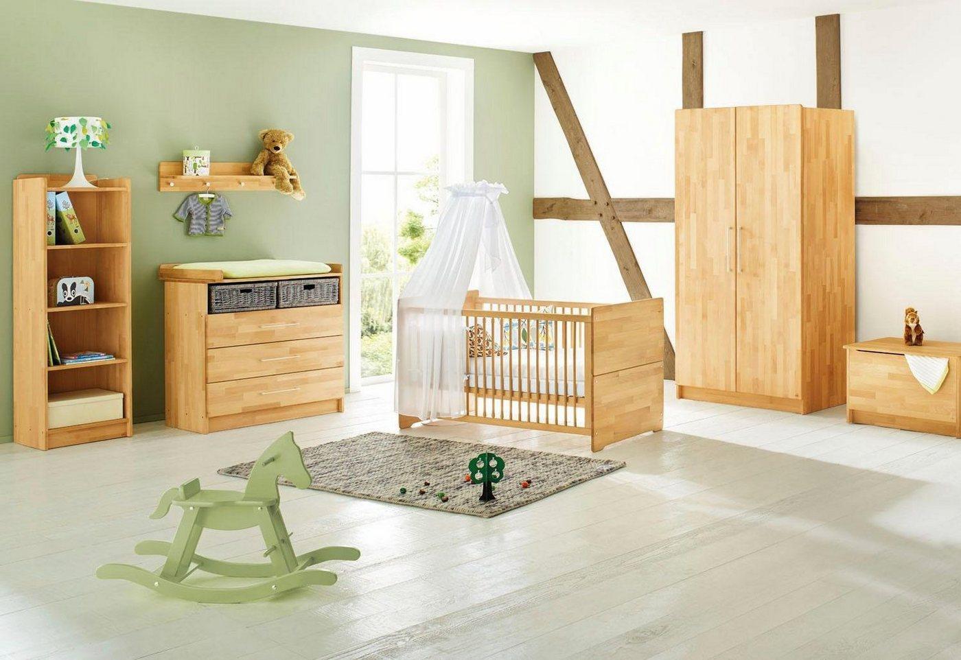 Pinolino Babyzimmer Set Natura breit (3-tlg.)    04035769030230