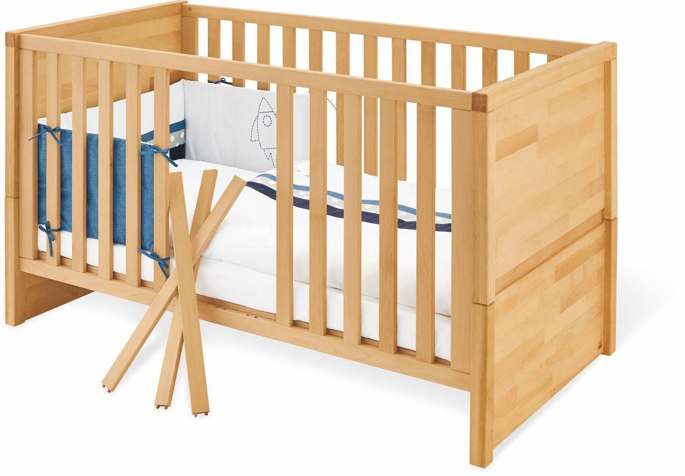 Pinolino Bett Kinderbett »Fagus«