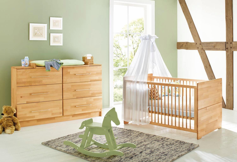 pinolino babyzimmer sparset »natura« extrabreit (2-tlg.) online