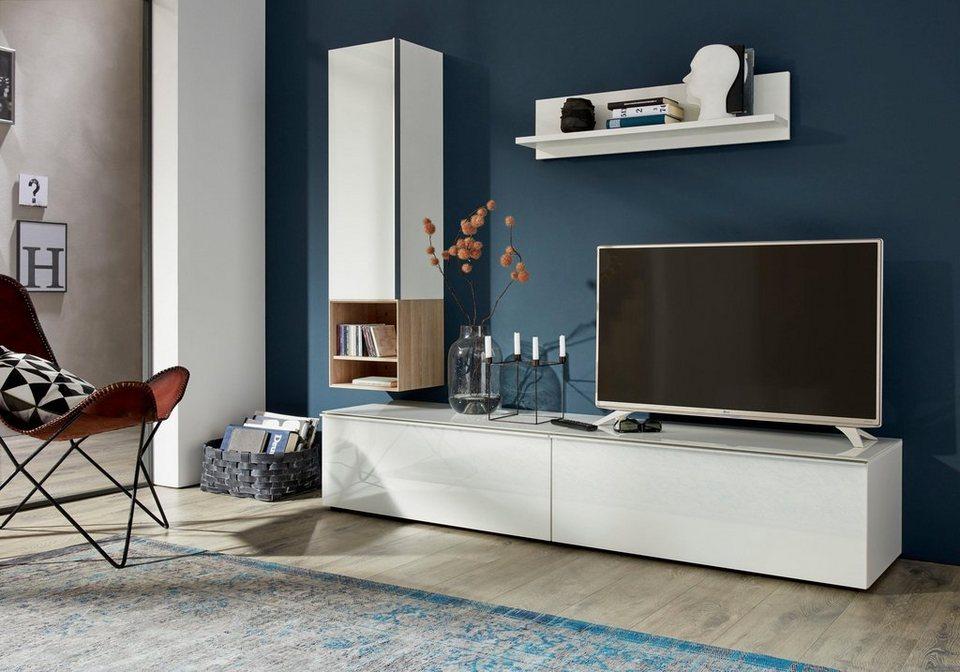 germania h ngeschrank hoch larino h he 100 cm otto. Black Bedroom Furniture Sets. Home Design Ideas