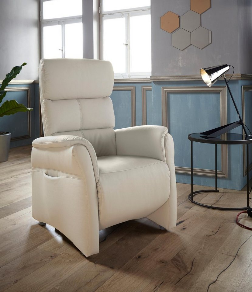 roomed tv sessel mit kopfteilverstellung geraldton in gr e l auch mit heizmatte aufstehhilfe. Black Bedroom Furniture Sets. Home Design Ideas