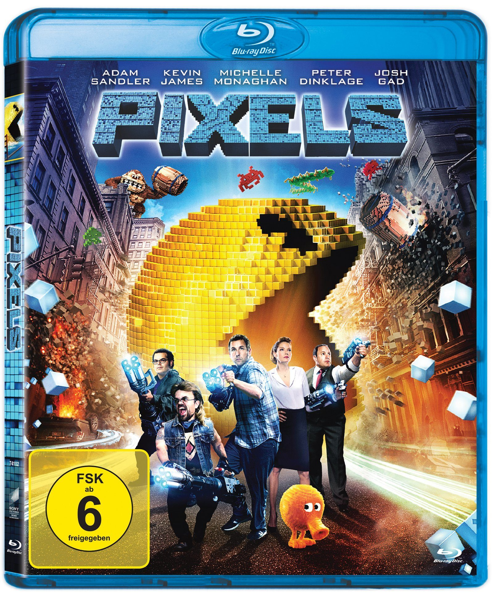 Sony Pictures Blu-ray »Pixels«
