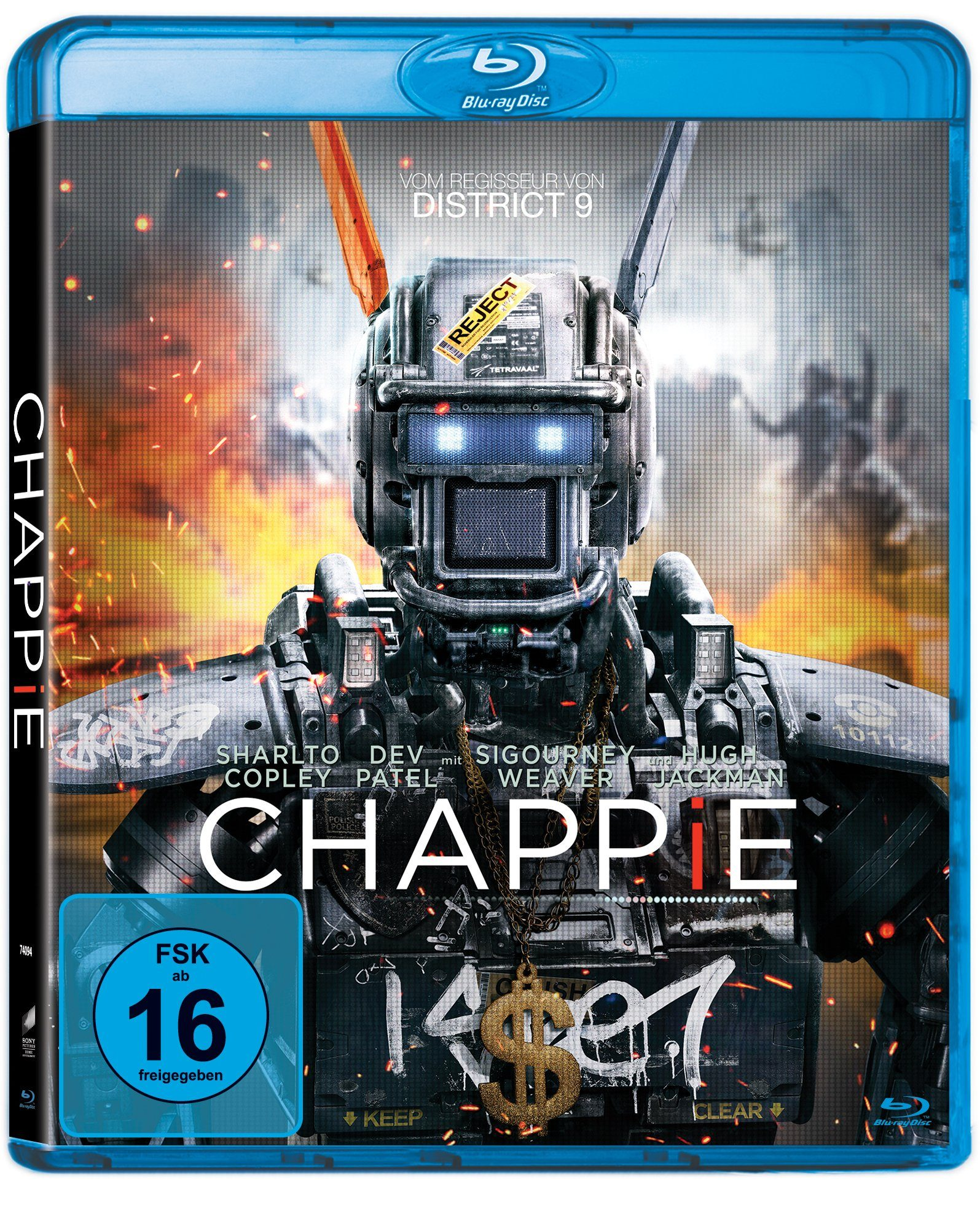 Sony Pictures Blu-ray »Chappie«