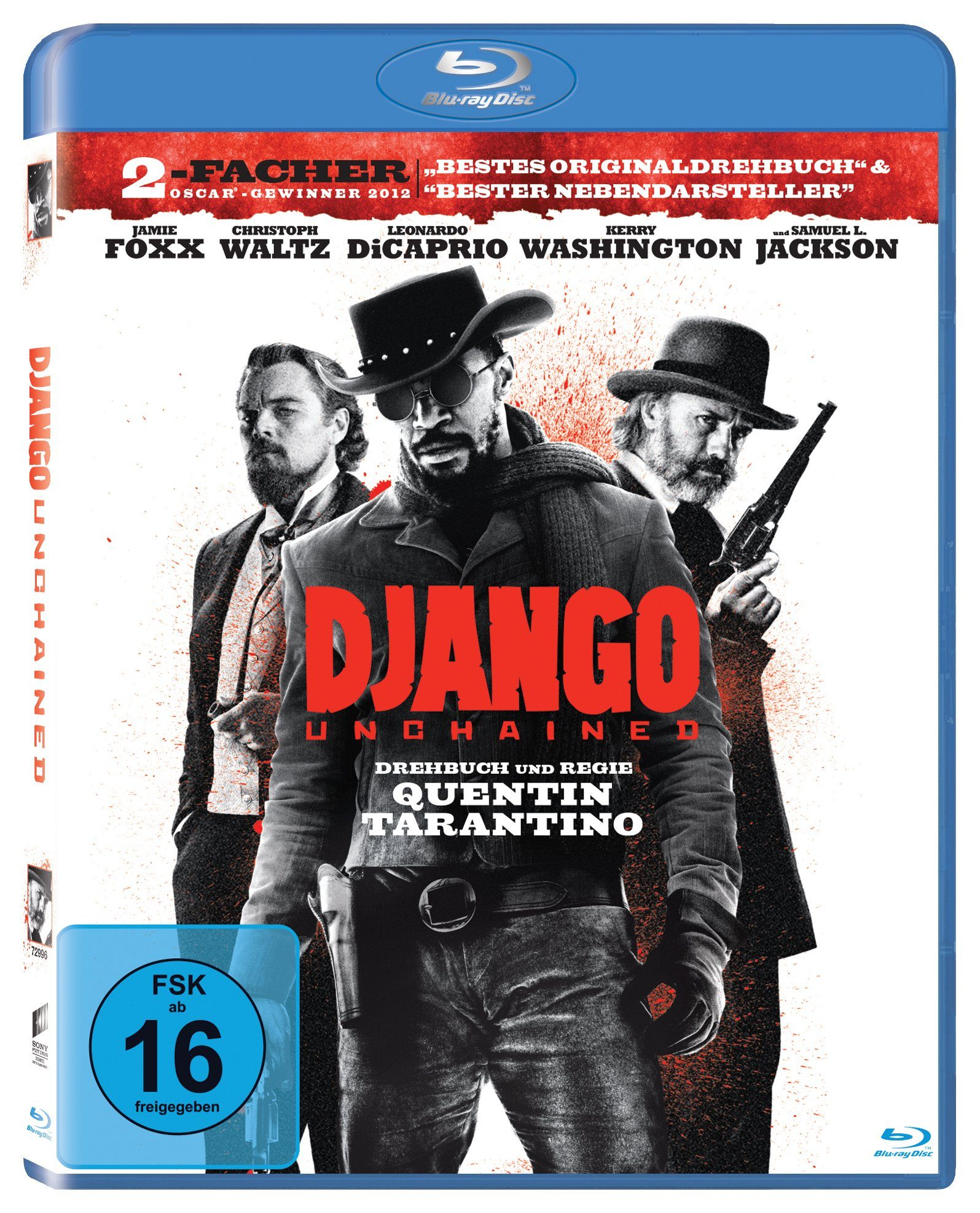 Sony Pictures Blu-ray »Django Unchained«
