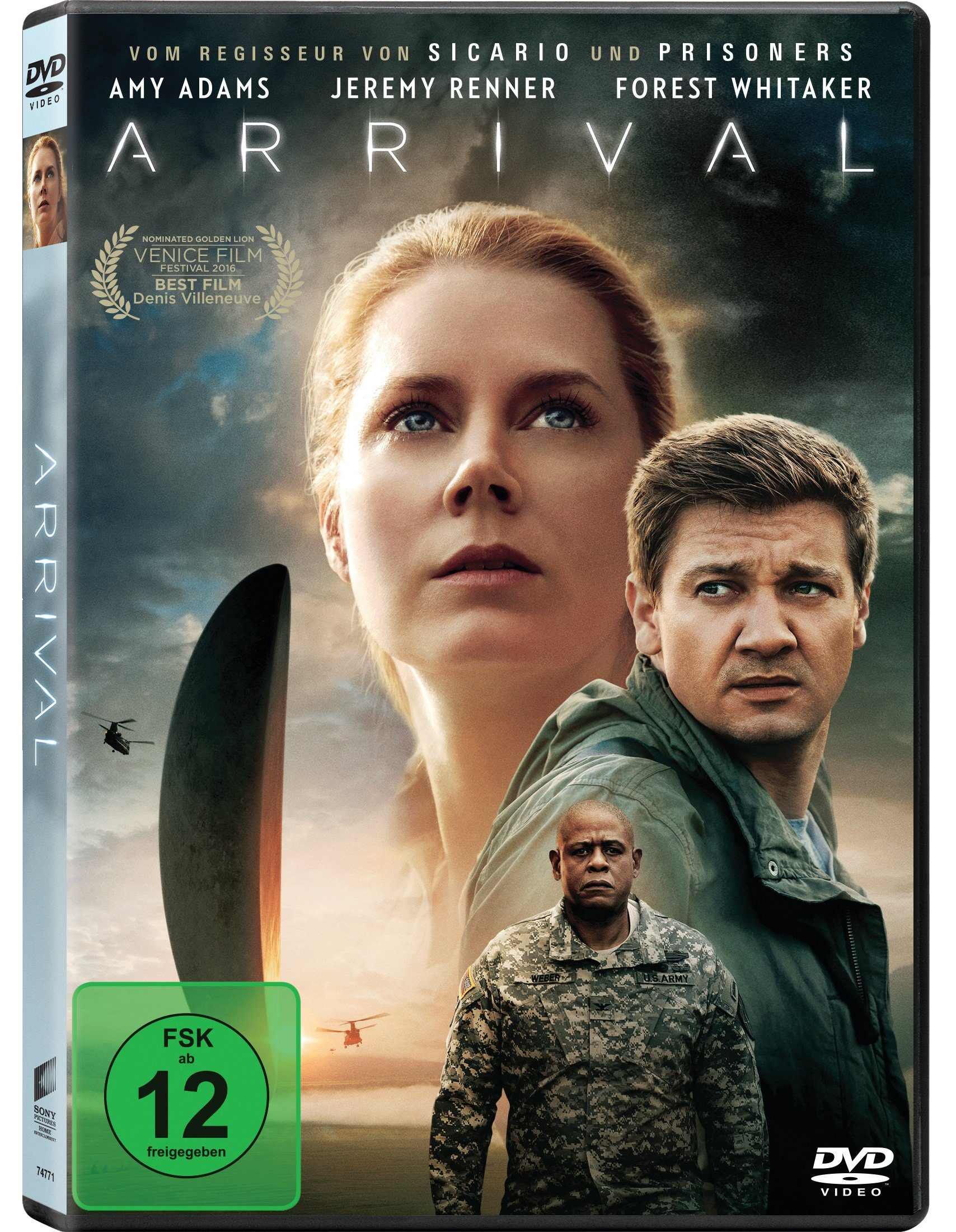 Sony Pictures DVD »Arrival«