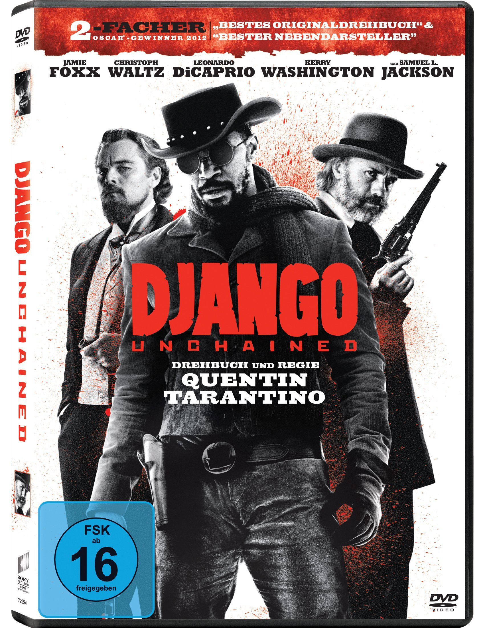 Sony Pictures DVD »Django Unchained«