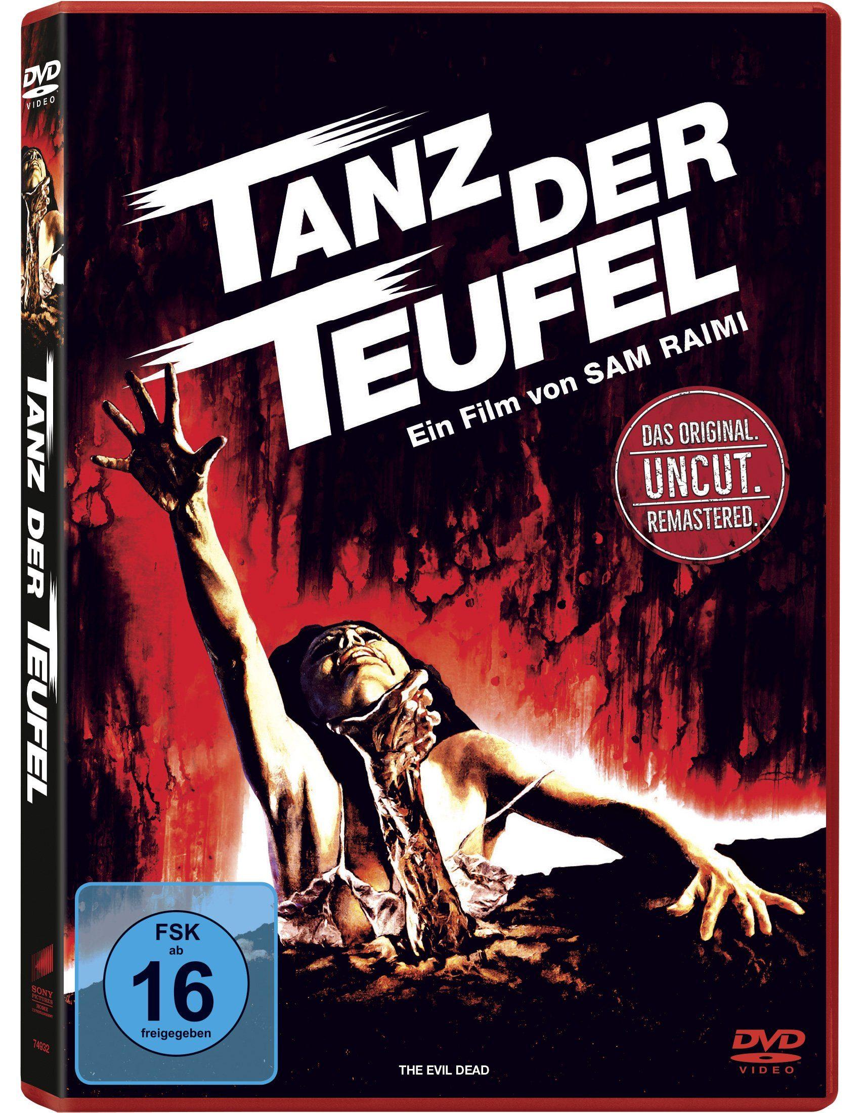 Sony Pictures DVD »Tanz der Teufel - Remastered Version«