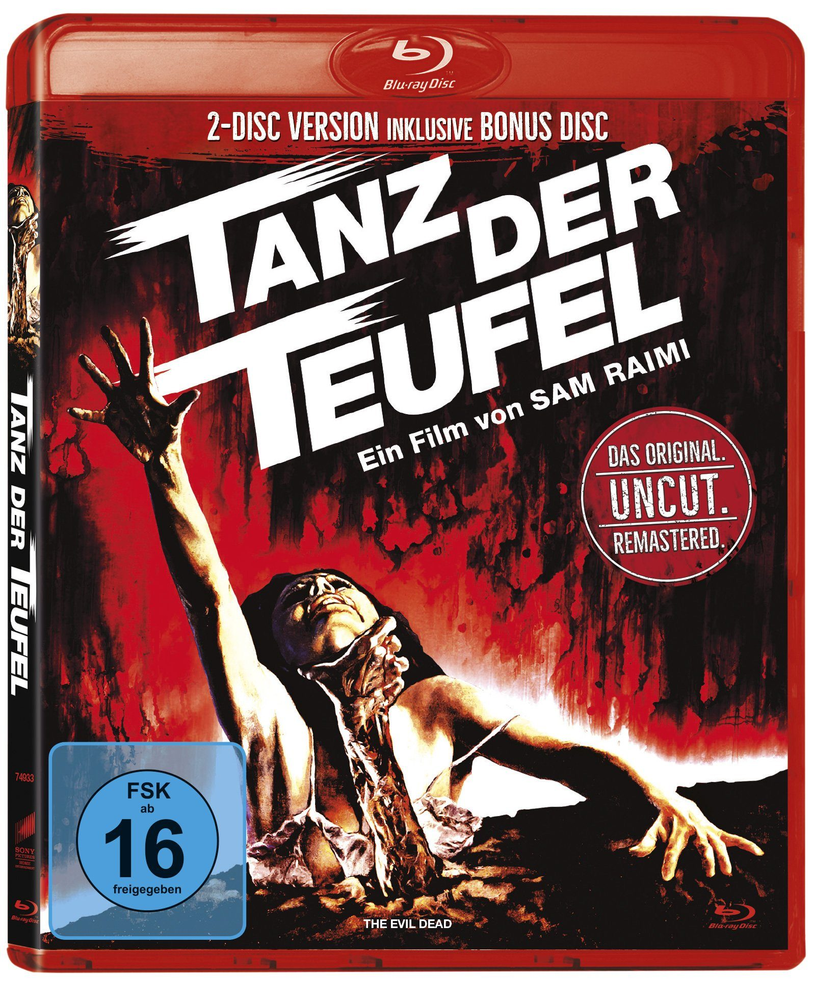Sony Pictures Blu-ray »Tanz der Teufel - Remastered Version«