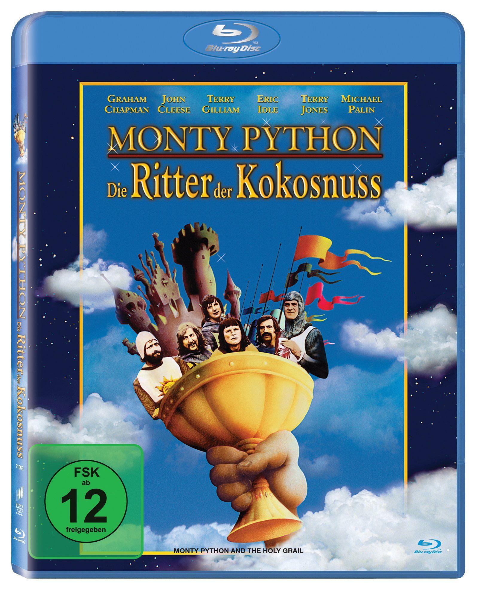 Sony Pictures Blu-ray »Die Ritter der Kokosnuss«
