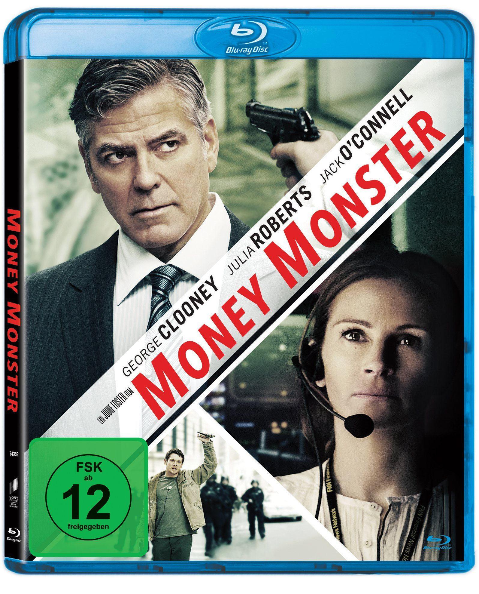 Sony Pictures Blu-ray »Money Monster«