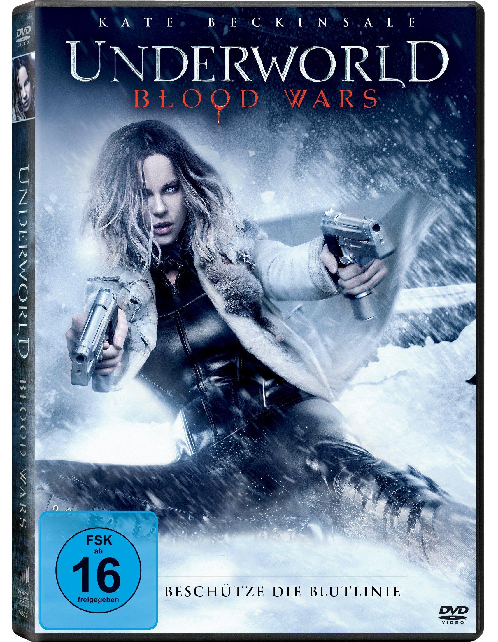Sony Pictures DVD »Underworld: Blood Wars«