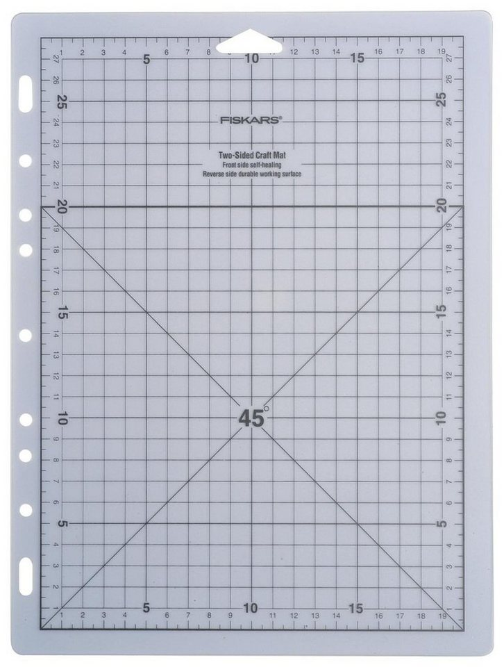 "Fiskars Schneidematte selbstheilend ""A4"" 30 x 23 cm online kaufen"