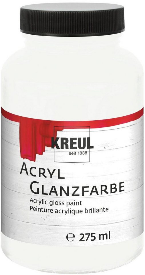 kreul kreul acrylfarbe acrylic gloss paint 275 ml online kaufen otto. Black Bedroom Furniture Sets. Home Design Ideas