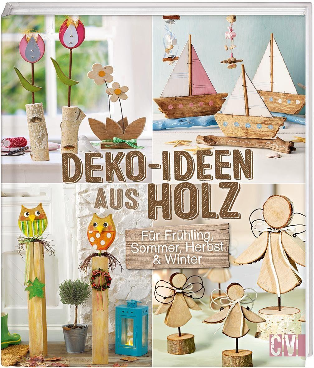 """Buch """"Deko-Ideen aus Holz"""" 80 Seiten"""